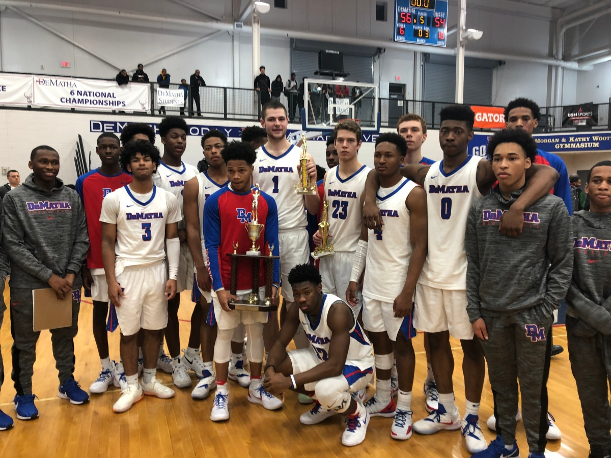 DeMatha Silences Wilson In Overtime Thriller