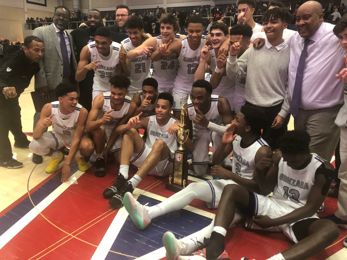 Gonzaga Wins An Improbable Third WCAC Title In Last Five Seasons